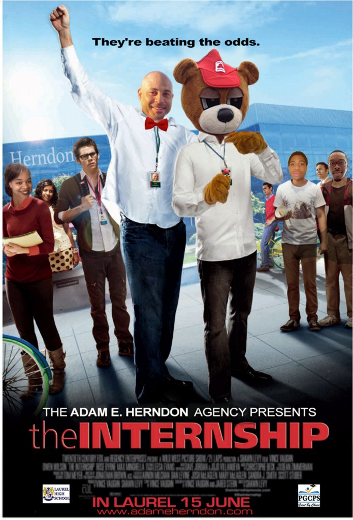 The Internship movie poster-4